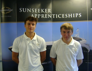 The Sunseeker Apprenticeship Programme